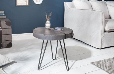Table d'appoint Design DOA GREY 43 cm