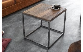 Table d'appoint Design MASSIVO 50 cm