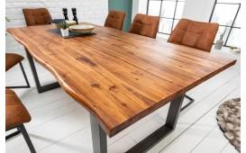 Tavolo da pranzo ALMERE GREY 160 cm