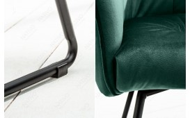 2 x Designer Stuhl RIFLE GREEN-NATIVO™ Möbel Schweiz