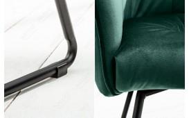2 x Sedia di design RIFLE GREEN