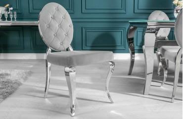 2 x Designer Stuhl ROCCO GREY II-NATIVO™ Möbel Schweiz