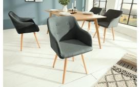 2 x Designer Stuhl SQUARE DARK-NATIVO™ Möbel Schweiz