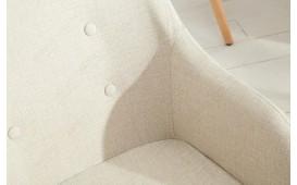 2 x Designer Stuhl SQUARE BEIGE-NATIVO™ Möbel Schweiz