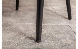 2 x Sedia di design PIEMONT LIGHT BROWN