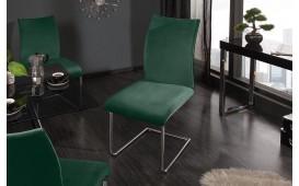 4 x Sedia di design TANGO I GREEN
