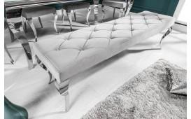 Panca di design ROCCO SILVER 170 cm