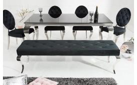 Designer Polsterbank ROCCO BLACK 170 cm-NATIVO™ Möbel Schweiz