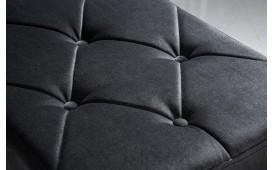 Panca di design ROCCO BLACK 170 cm