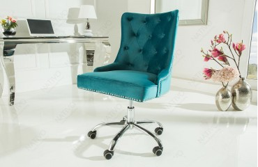 Designer Bürostuhl STUFFY BLUE-NATIVO™ Möbel Schweiz