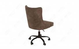 Fauteuil de bureau STUFFY BROWN