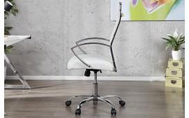 Sedia da ufficio HERO WHITE
