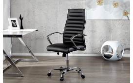 Designer Bürostuhl HERO BLACK