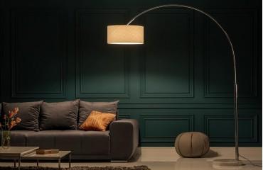Designer Stehleuchte BOWL WHITE-NATIVO™ Möbel Schweiz