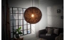Designer Hängeleuchte NEST L BLACK-NATIVO™ Möbel Schweiz