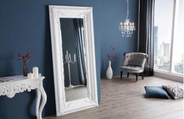 Specchio di design RESSAGE WHITE