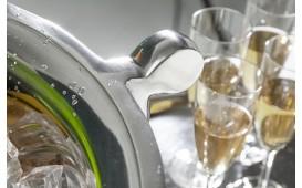Seau à champagne Design CAMPANIE SILBER S
