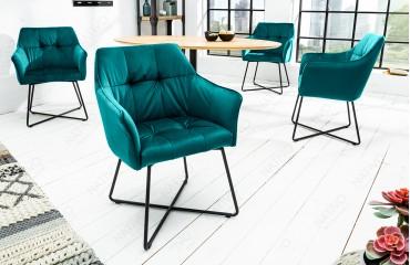 Designer Stuhl RIFLE BLUE-NATIVO™ Möbel Schweiz