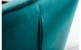 Chaise design RIFLE BLUE