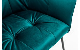 Sedia di design RIFLE BLUE