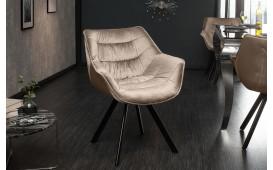 Designer Stuhl SOLACE BEIGE