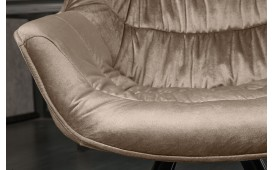 Designer Stuhl SOLACE BEIGE-NATIVO™ Möbel Schweiz