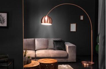 Designer Stehleuchte ORBITO BRONZO-NATIVO™ Möbel Schweiz