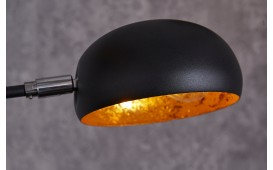 Lampada da terra FIVES BLACK