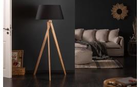 Lampadaire design STAND BLACK