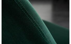 2 x Designer Stuhl SCANIA RETRO GREEN-GOLD-NATIVO™ Möbel Schweiz