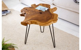 Table d'appoint Design WILDER 55 cm
