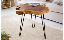 Tavolino d'appoggio di design WILDER 55 cm