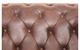 Fauteuil Relax CHESTERFIELD VINTAGE