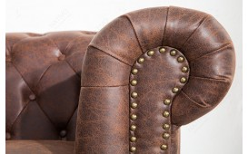 Poltrona Relax CHESTERFIELD VINTAGE