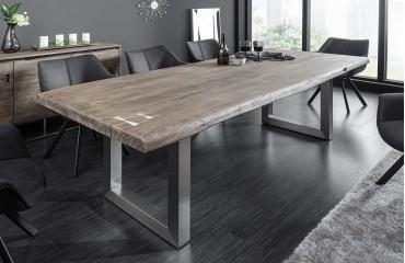Table Design TAURUS GREY 200 cm