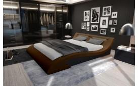 Designer Lederbett ODYSSEY-NATIVO™ Möbel Schweiz