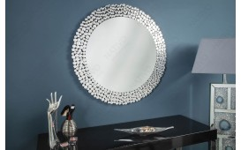 Specchio di design DIAMANDE 80 cm