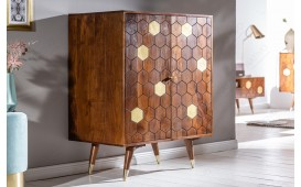 Credenza di design ARABIC HONEY 75cm