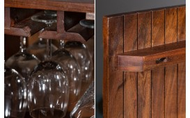Designer Sideboard ARABIC HONEY 75cm-NATIVO™ Möbel Schweiz