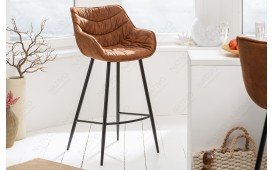 Tabouret de bar WADE BROWN