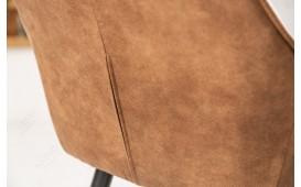 2 x Designer Barhocker PIEMONT BROWN-NATIVO™ Möbel Schweiz