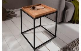 Tavolino d'appoggio di design CIARO WHITE