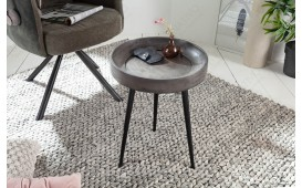 Table d'appoint Design ESSENCE GREY-NATIVO™ Möbel Schweiz