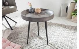 Designer Beistelltisch ESSENCE GREY 45 cm-NATIVO™ Möbel Schweiz