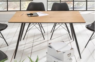Table Design MARTA 140cm-NATIVO™ Möbel Schweiz