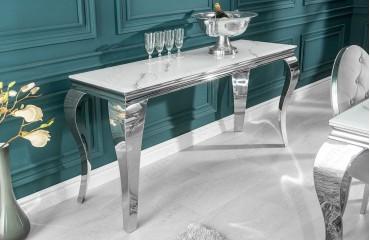 Designer Konsole ROCCO MARBLE 145 cm-NATIVO™ Möbel Schweiz