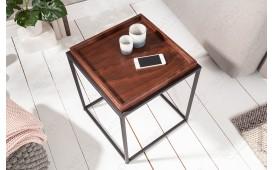 Tavolino d'appoggio di design UNITY MOCHA 40cm-NATIVO™ Möbel Schweiz