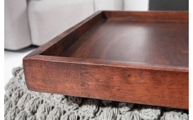 Table d'appoint Design UNITY MOCHA 40cm-NATIVO™ Möbel Schweiz