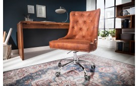 Fauteuil de bureau STUFFY LIGHT BROWN-NATIVO™ Möbel Schweiz