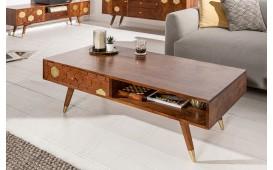 Tavolino di design ARABIC HONEY 117cm